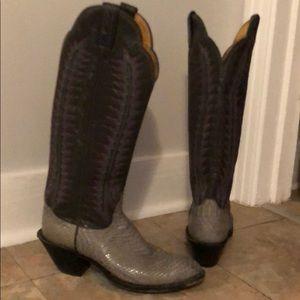 Vintage cowgirl boots - Tony Lama